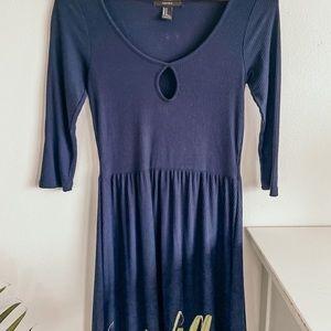 Forever 21 maternity dress